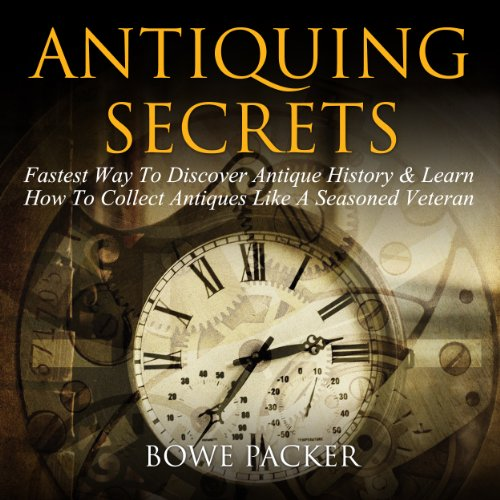 Antiquing Secrets cover art