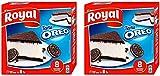 Royal Tarta Oreo 215 gr. - [Pack 2]