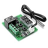 DFYYQ DC 12V -50~110C de Temperatura del termostato regulador Mini Controlador Digital Compatible with incubadora de Temperatura Interruptor de Control de Placa Populares