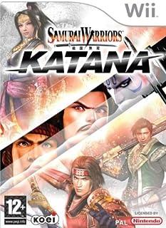 Samurai Warriors: Katana (Wii) [Edizione: Regno Unito]