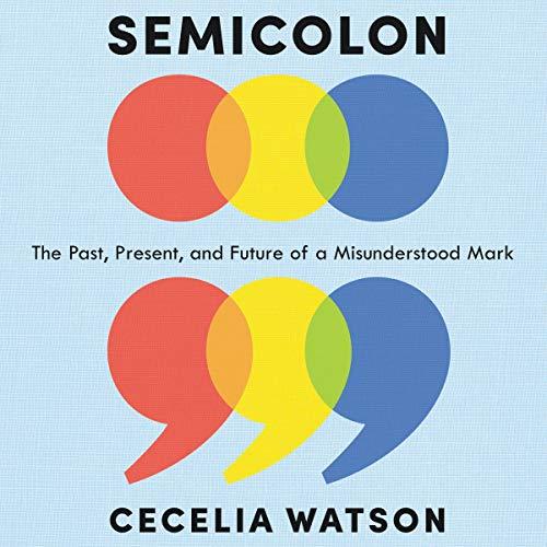 Semicolon Audiobook By Cecelia Watson cover art