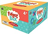 Assorted Fidget Sensory Toy Box for Quiet Stress and Anxiety Relief for Kids Classroom and Home