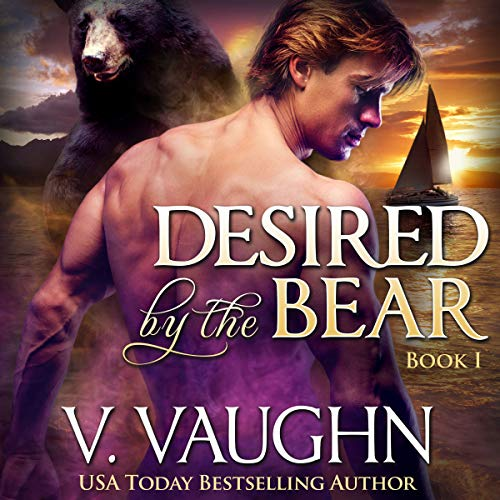Desired by the Bear: BBW Werebear Shifter Romance audiobook cover art
