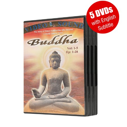 Buddha, Vol. 1-5, Ep. 1-28