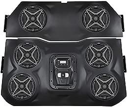 SSV Works WP-RZ3O6 Polaris RZR XP1000 2 seat BLUETOOTH 6 Speaker Overhead Stereo System