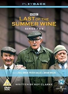 Last Of The Summer Wine - Series 7 & 8