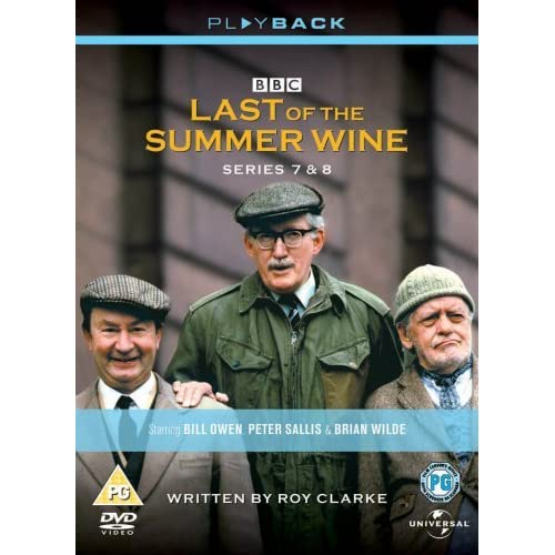 Last Of The Summer Wine: The Complete Series 7 And 8 [Edizione: Regno Unito] [Edizione: Regno Unito]