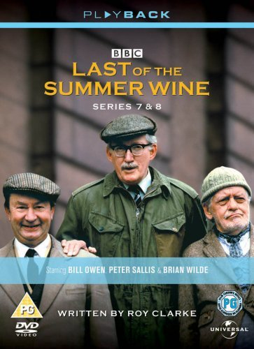 Last of the Summer Wine - Series 7 & 8 [1983] [DVD]