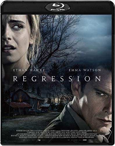 リグレッション[Blu-ray] - イーサン・ホーク, エマ・ワトソン, アレハンドロ・アメナーバル
