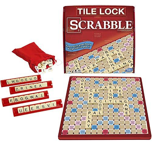 Scrabble Edición Tile Lock , ninguno