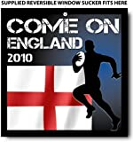 COME ON ENGLAND Rugby voiture pour Supporters de la Coupe du monde de Rugby Angleterre Panneau International Rugby des Six Nations