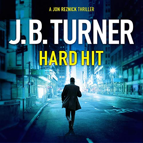 Hard Hit audiobook cover art