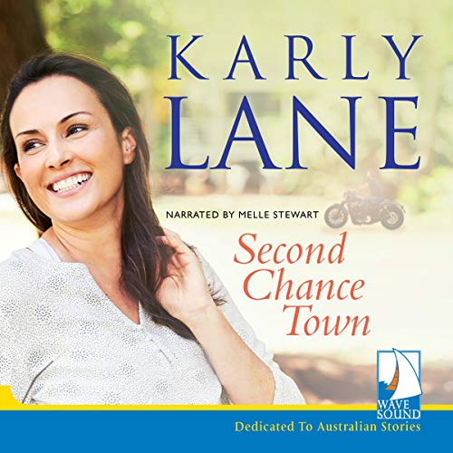 Second Chance Town cover art