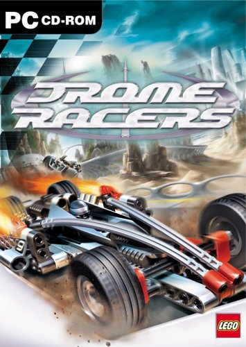 Lego Drome Racers (PC) by Electronic Arts