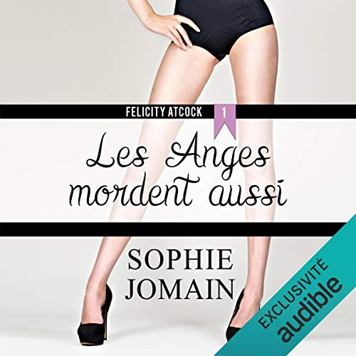 Les anges mordent aussi cover art
