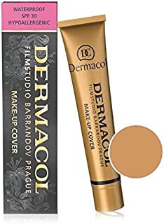 Dermacol Make-up Cover - Waterproof Hypoallergenic Foundation 30g 100% Original Guaranteed (224)