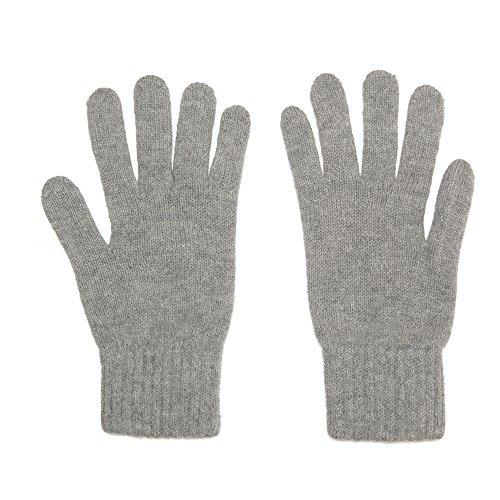Oxfords Kaschmir Damenhandschuhe aus reiner Schafswolle, Flannell