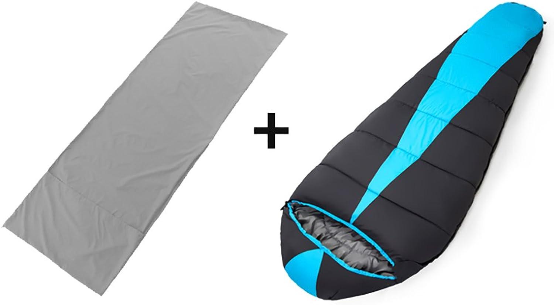 MSF Schlafsack Einzelner Schlafsack, Warmer Liner, Jahreszeit, Leichtgewicht, im Freiencamping