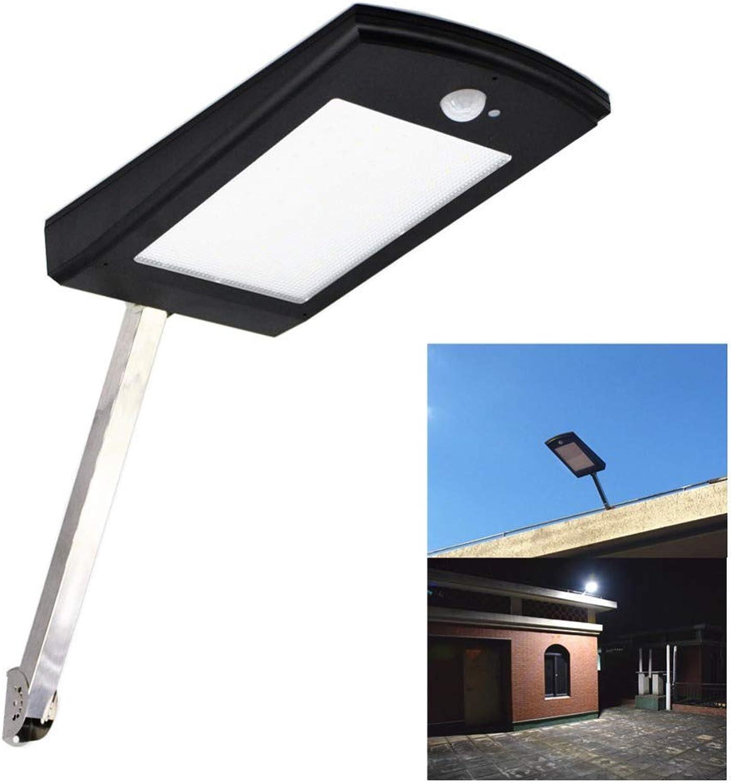 Solarleuchten Im Freien 60 Led Solar Light Pir Motion Sensor Solar Powerot Lamps For Garden Outdoor Lighting Waterproof With Adjustable Pole