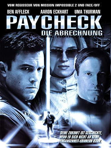Paycheck - Die Abrechnung [dt./OV]