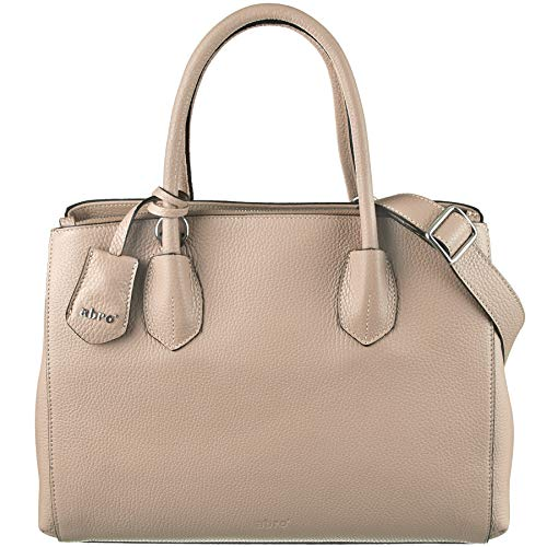 Abro Handtasche BUSY medium in coconut ab-28804-37-42