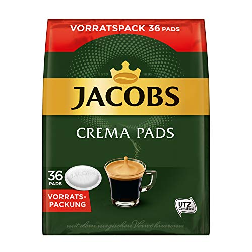 JACOBS DOUWE EGBERTS Coffee Germany -  Jacobs Pads Crema