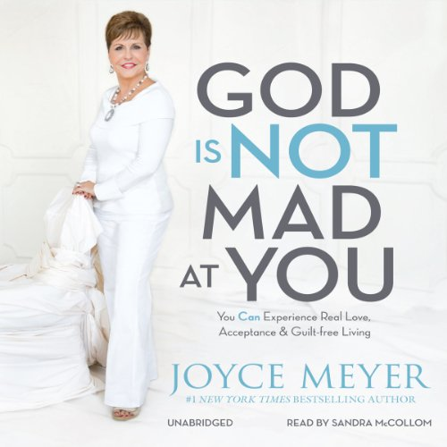 God Is Not Mad at You audiobook cover art
