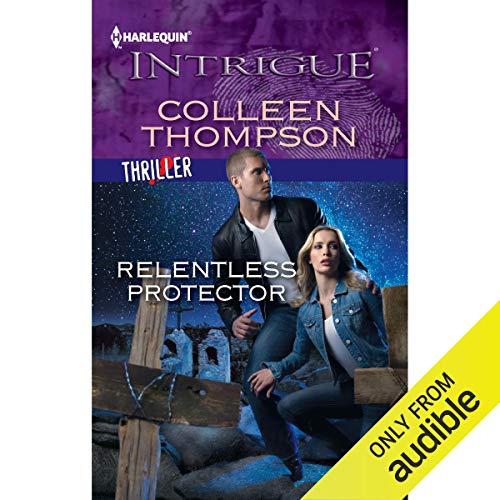Relentless Protector audiobook cover art
