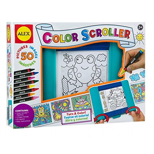 ALEX Toys Craft Color Scroller