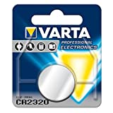 Varta - Lote de 10 blisters de 1 pila de botón de v cr2320 3