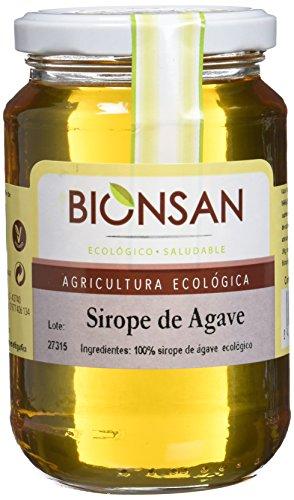 Bionsan Sirope de Agave Ecológico - 2 Botes de 500 gr - Tot