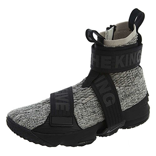Nike Mens Lebron 15 LIF Sail/String-White-Black Ao1068 100 Size - 10