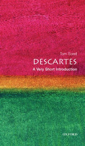 Descartes: A Very Short Introduction (Very Short Introductions Book 30) (English Edition)