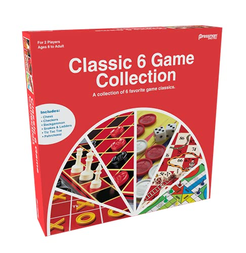 Classic 6 Game Collection