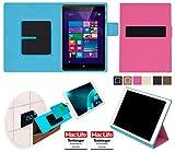 Hülle für Hewlett Packard Pro Tablet 608 Tasche Cover Hülle Bumper   in Pink   Testsieger