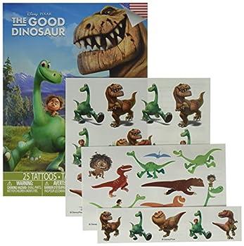 Disney The Good Dinosaur 25 Pack Temporary Tattoos