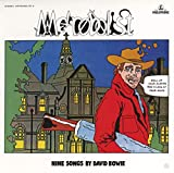 David Bowie- Metrobolist (Aka The Man Who Sold The World) Cd