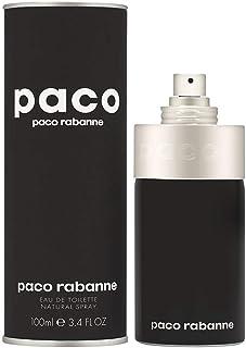 Paco Rabanne Paco Eau de Toilette 3.4 oz Silver Bottle Unisex Spray