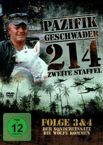 Pazifikgeschwader 214 - Staffel 2/Folge 3-4