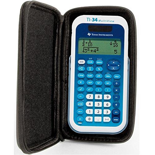 Housse de protection WYNGS pour calculatrice Texas Instruments TI-College Plus