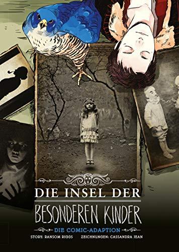 Die Insel der besonderen Kinder: Die Comic-Adaption zu Roman und Film!