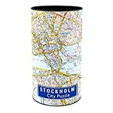 Extragoods City Puzzle - Stockholm Premium Puzzle Erwachsenenpuzzle Spiele Puzzle Städtepuzzle