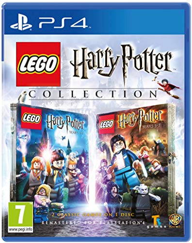 LEGO Harry Potter Collection (Playstation 4) [AT_PEGI]