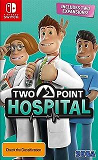 Two Point Hospital - Nintendo Switch (B07WL2FJMW) | Amazon price tracker / tracking, Amazon price history charts, Amazon price watches, Amazon price drop alerts