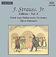 Johann Strauss II Edition volume 8