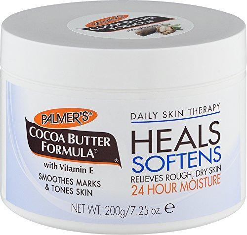Terapia quotidiana della pelle della formula del burro di cacao di Palmer, formula solida | 7.25 once (confezione da 12)