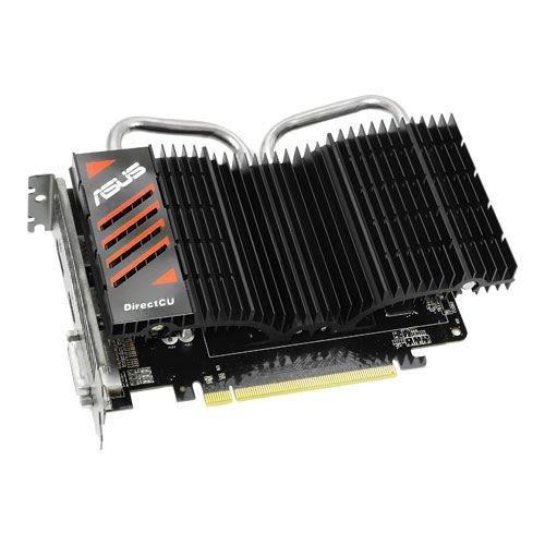 Asus Radeon HD 7750 Grafikkarte  (PCI-e, 1GB GDDR5 Speicher, DVI, HDMI, DDR5, 1 GPU)