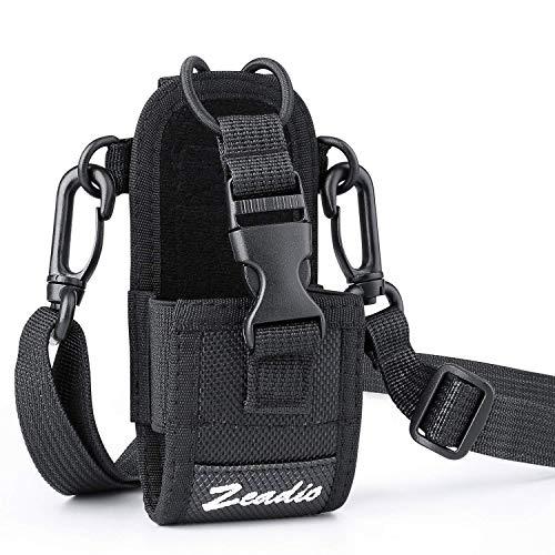 Zeadio Multifunktion Beutel Etui Halter für GPS-Telefon-Funkgerät ZNC-D, Packung mit 1