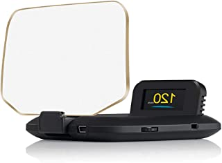 KKmoon Car Head Up Display, Car Universal Dual System HUD, GPS OBD2 Dual Mode Overspeed Warning Fault Alarming System
