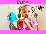Diana's Pretend Play Magic Wand!